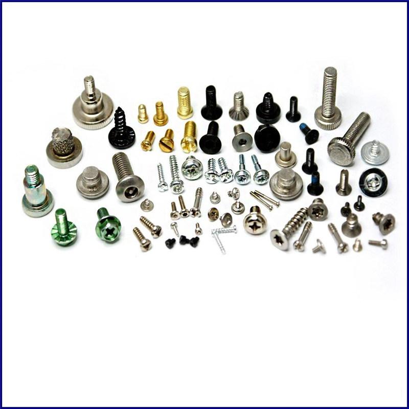 Stainless Steel Metric Screws and Fasteners