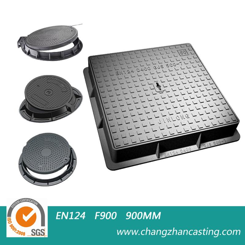 Ductile Iron Square Manhole Covers