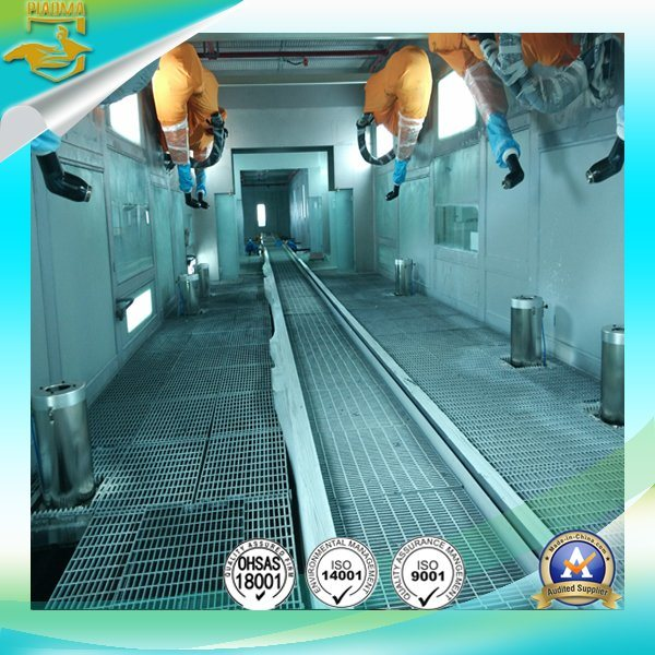 Paint Spray Booth for Painting Line
