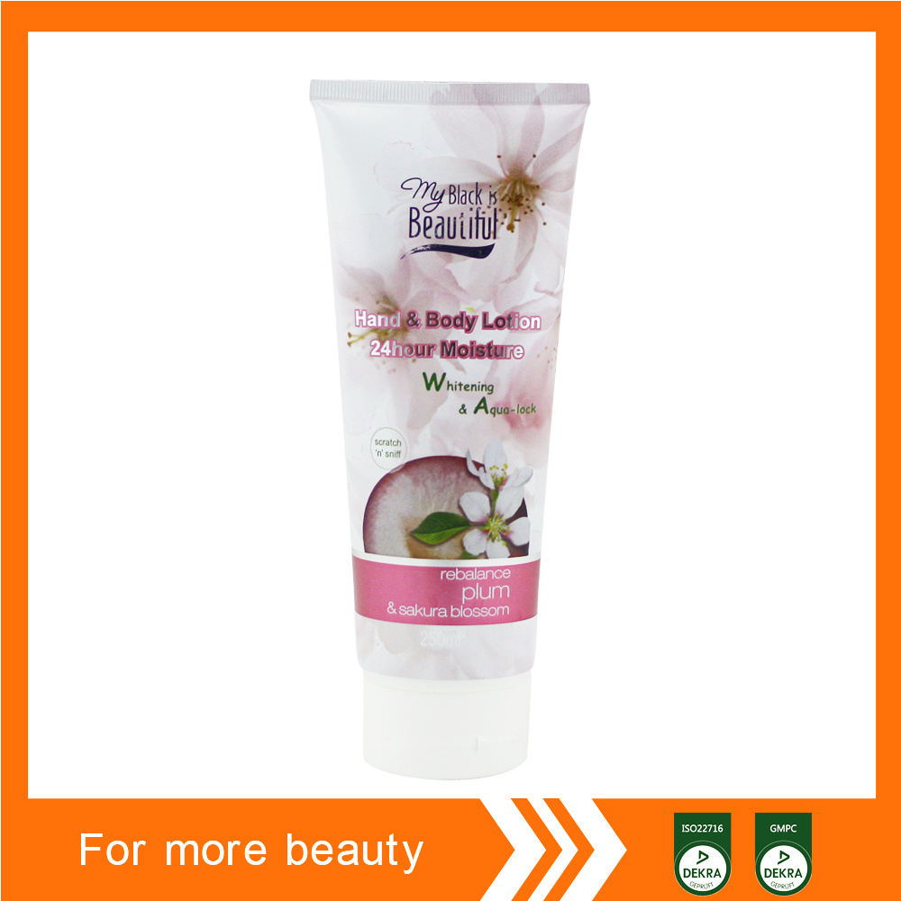 Plum Hand & Body Lotion