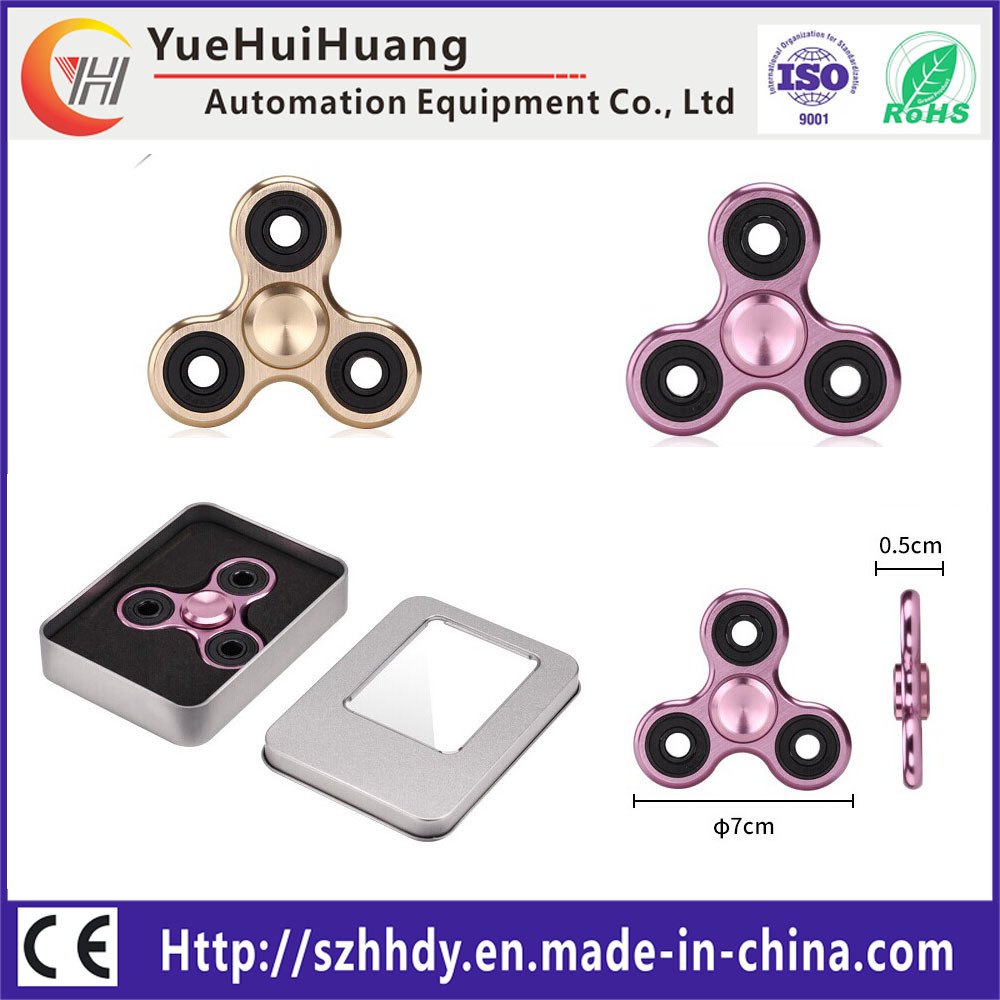 2017 Hot Fidget Toy Hand Spinner with Brass Hand Spinner Toys