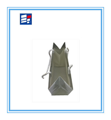 OEM Custom Gift Bag with Silver Foil Paper