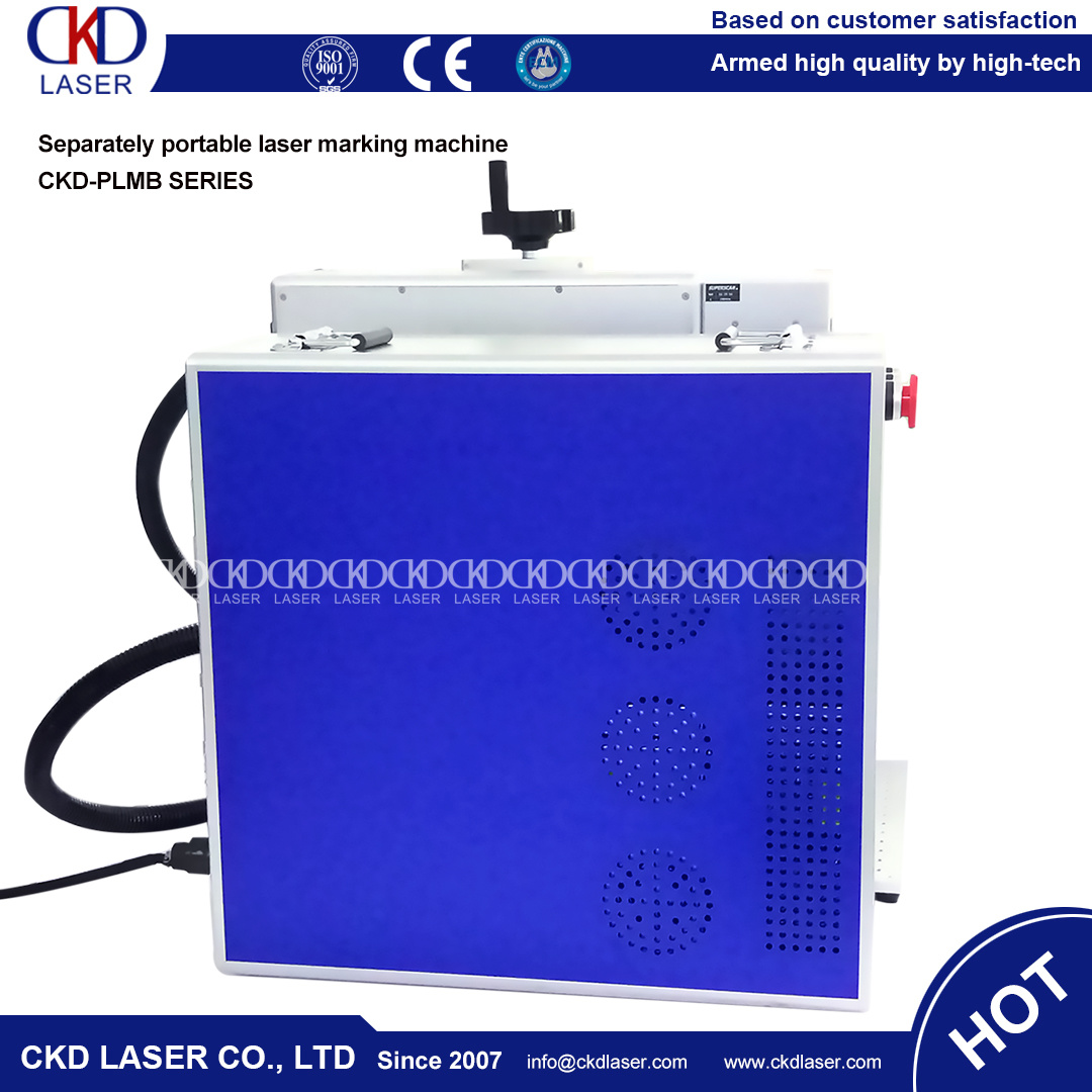 Stainless Steel Engraving Machine Laser Engraving with Rotary