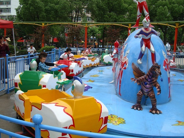 Ultraman War-Kiddie Amusement Equipment