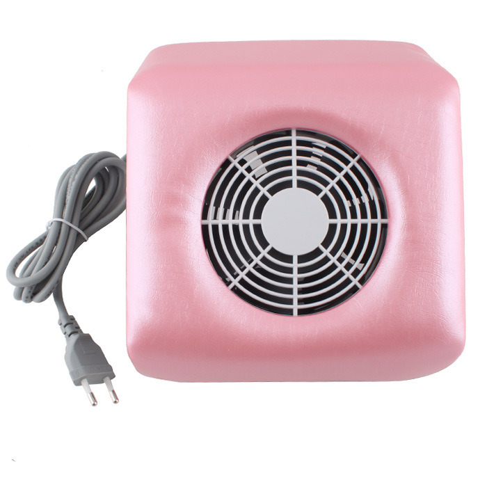 Suction Nail Art Dust Collector