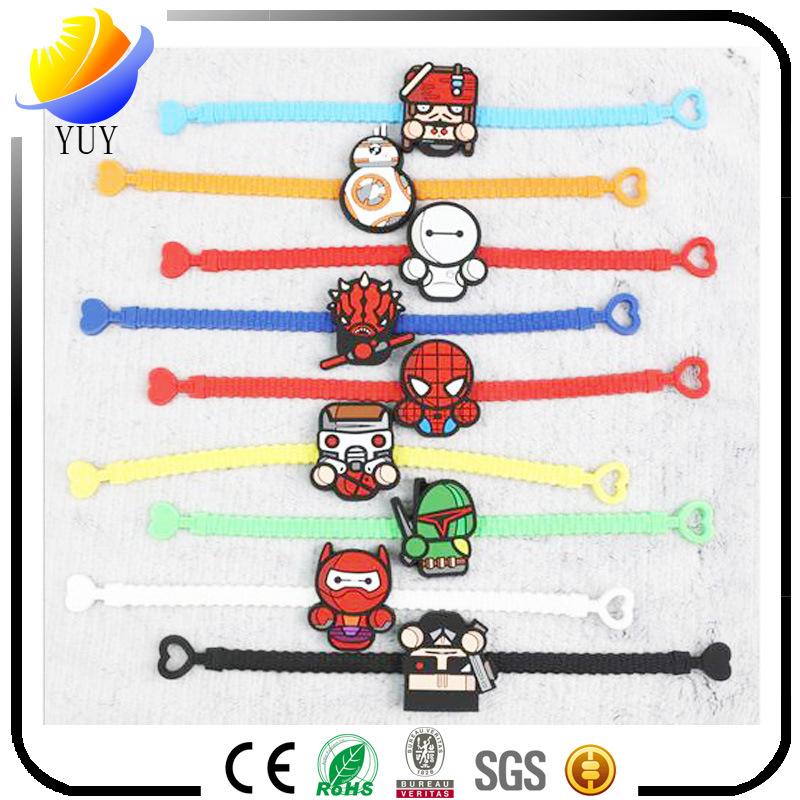 Lot Popular Colorful Silicone Sport Bracelets