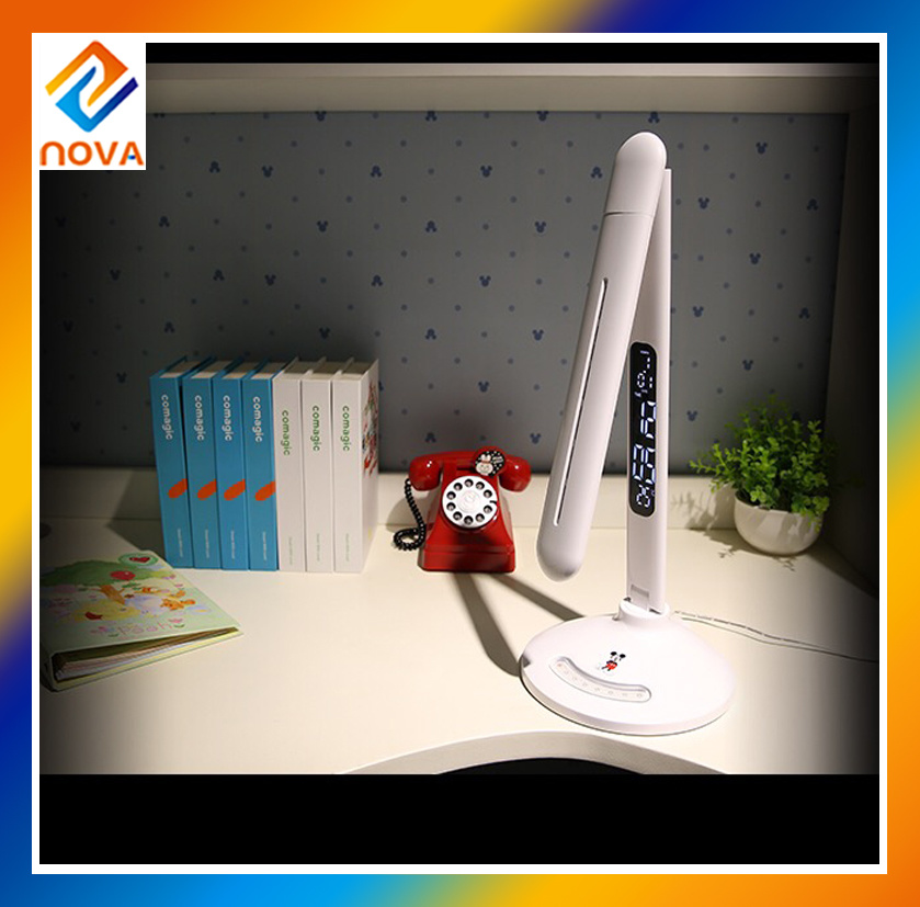 Book Reading Light for Students Bedside USB LED Lamp