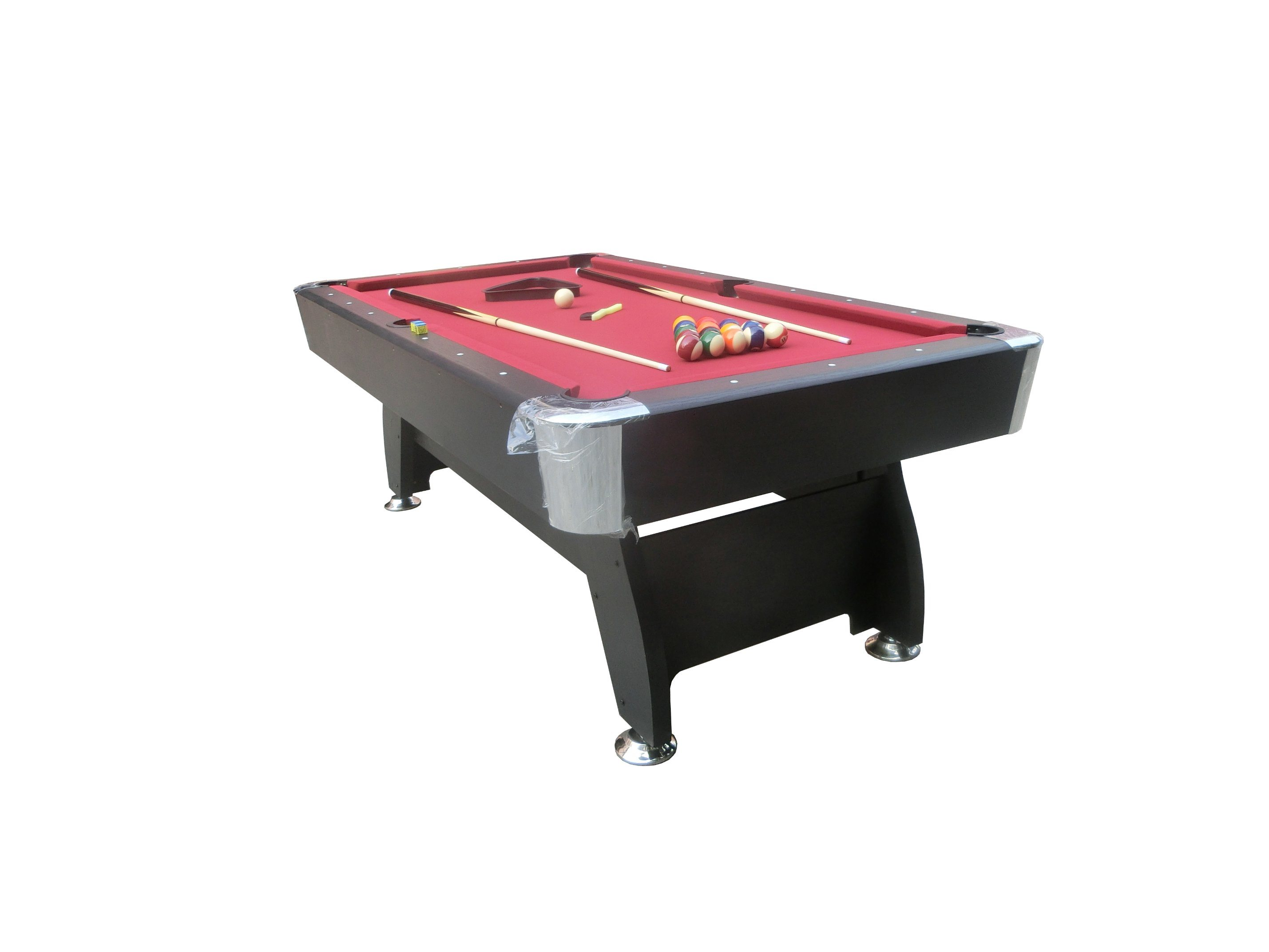 8FT MDF Billiard Table Including Accessories
