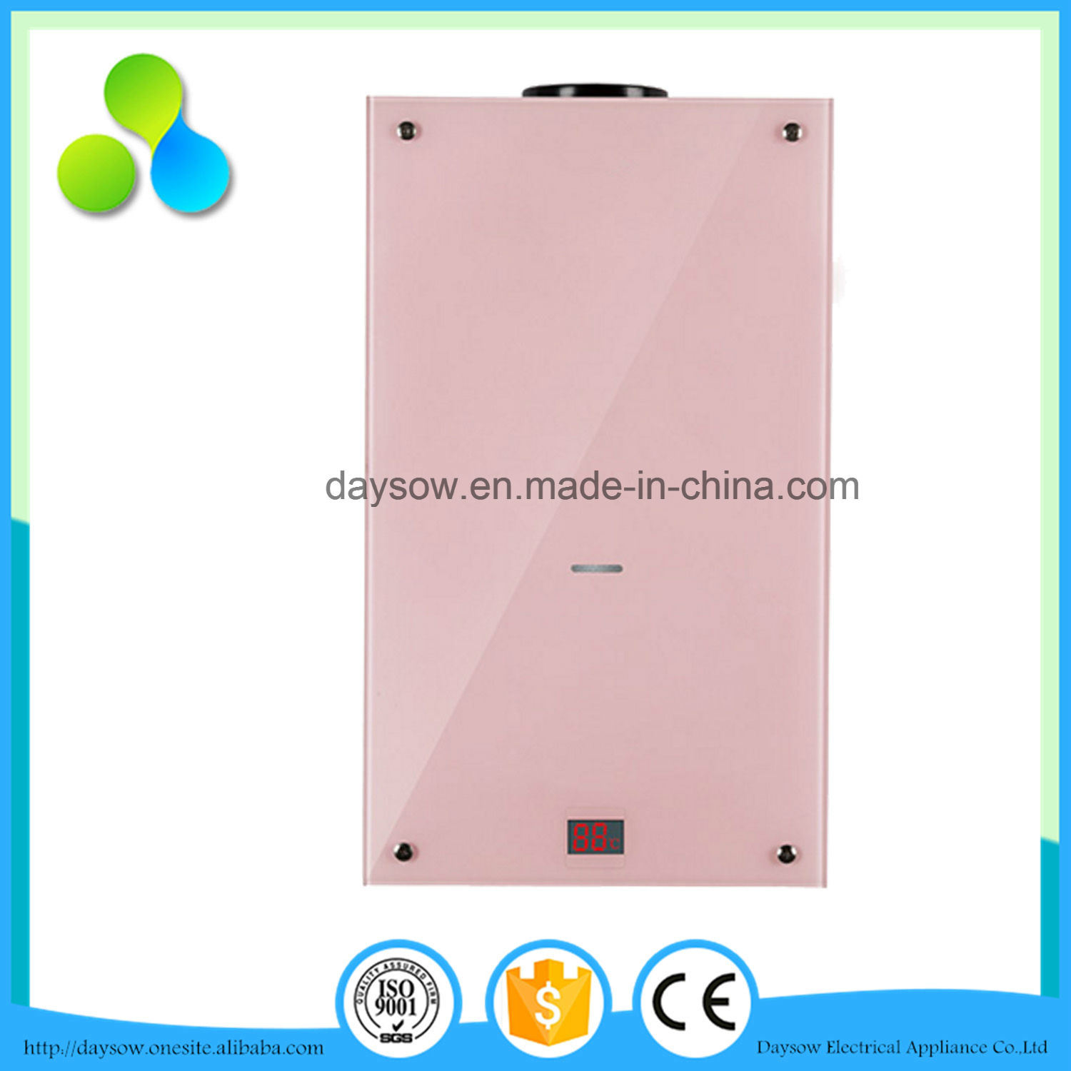 10L, 12L Gas Water Heater