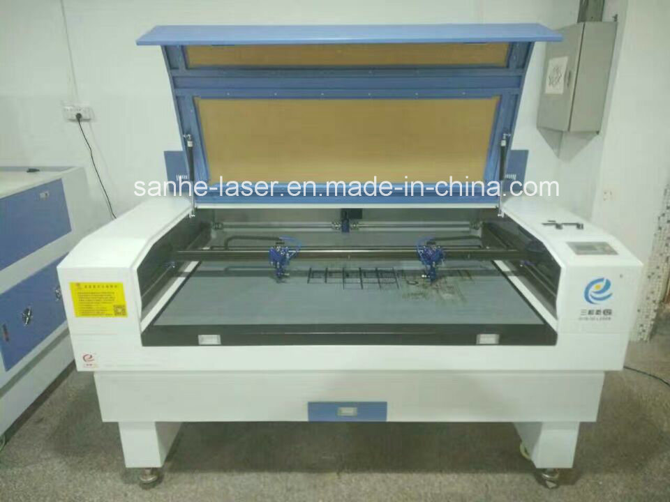 Factory Guangdong CO2 Laser Cutting Machine Acrylic Glass MDF Wood Leather Plastic