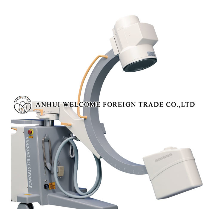 High Frequency X-ray Mobile System Machine