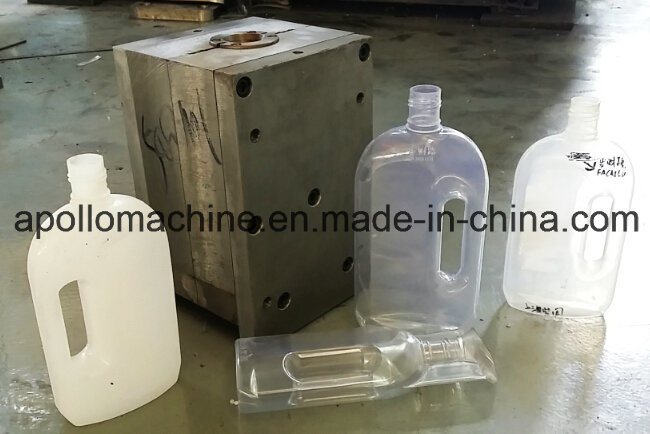 Sell 100ml~6L HDPE PVC Bottles Blow Molding Machine