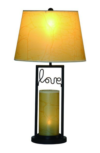 Metal Table Lamp for Indoor