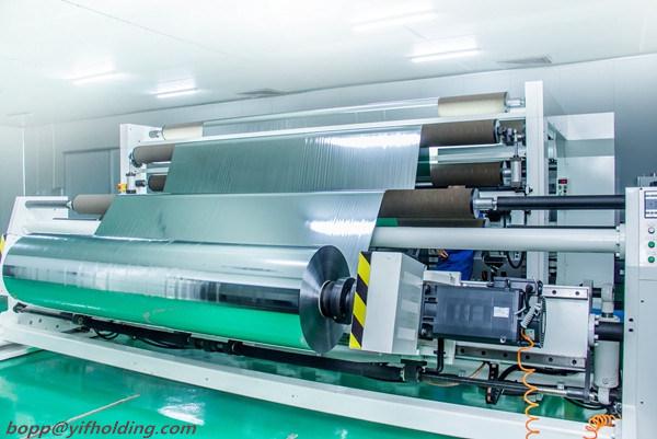 Metalized Film/VMCPP Film/Metallized CPP Film/Vacuum Aluminum CPP Film