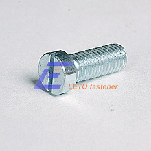 ISO 1207-Slotted Cheese Head Screws