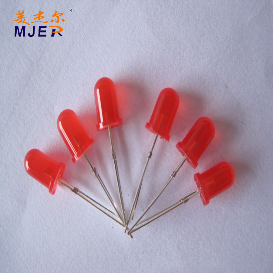 3mm, 5mm DIP LED Light LED Lamp with Different Colour LED Diode