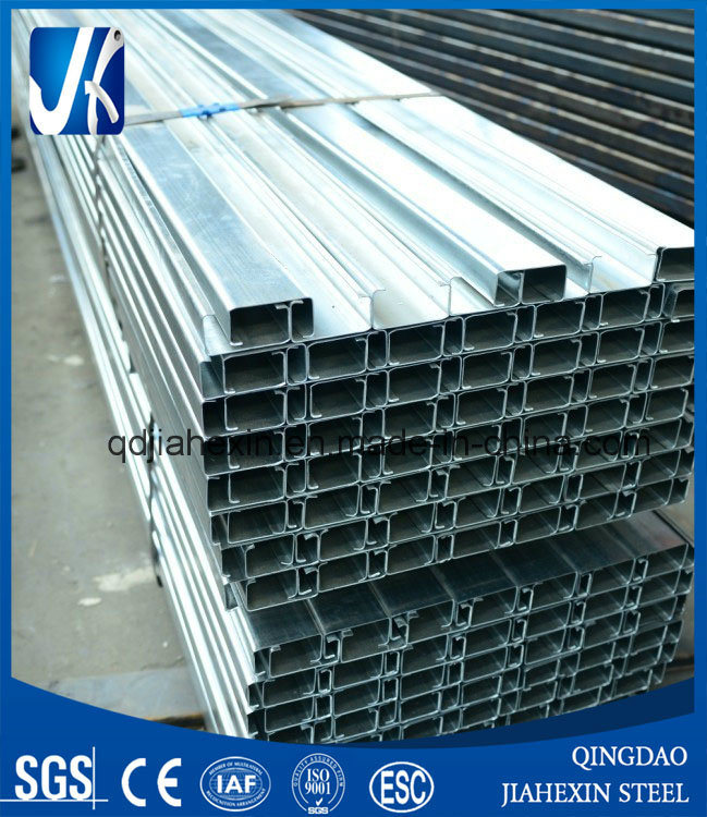 Steel Structure Roof Purlins C Shape Purlins (JHX-005)