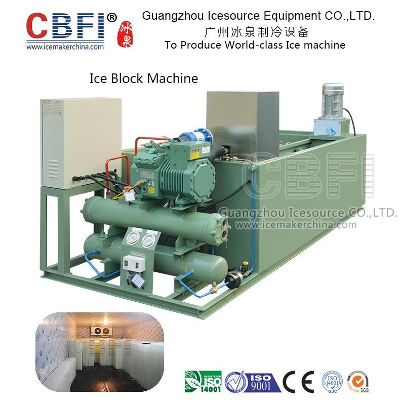 High Quality Ice Block Making Machine in Africa
