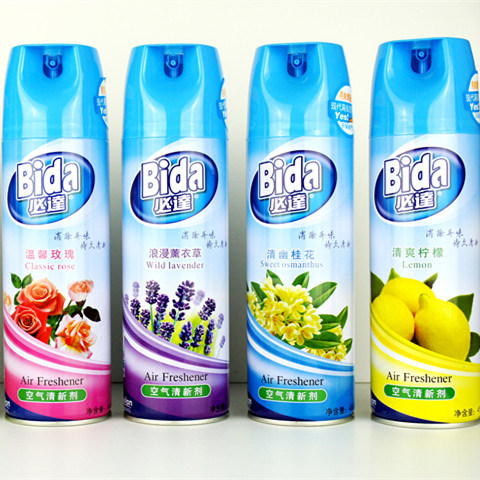 Good Smell China Room Air Freshener Spray