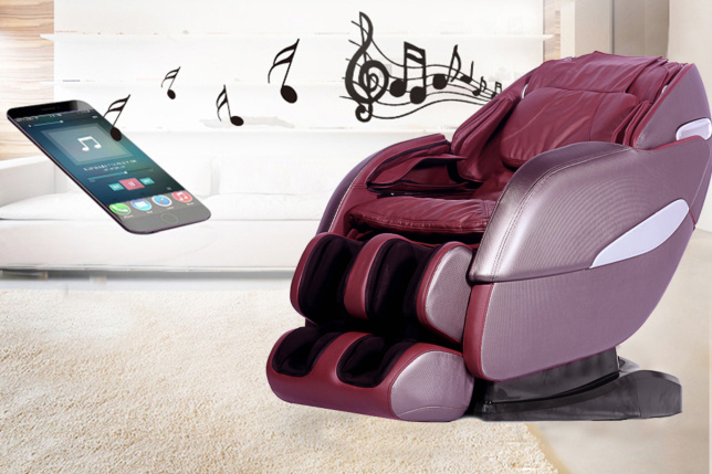 Luxury Zero Gravity Massage Chair for Wholesale