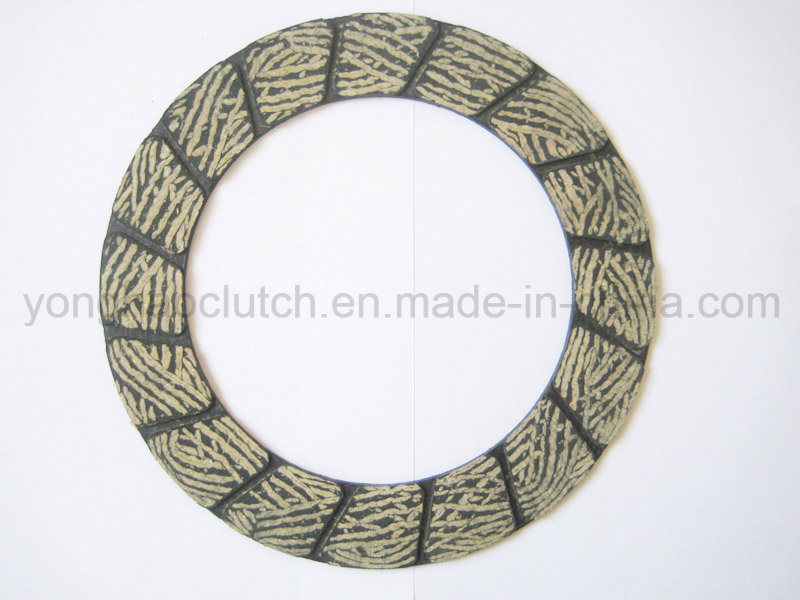 Asbestos Clutch Facings for South America Market
