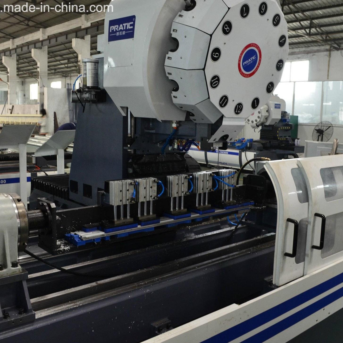 CNC Alunimum Profile Milling Machine with High Quality-Pratic Pya