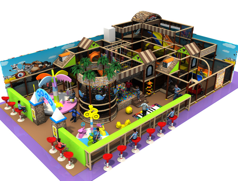Thomas′s Train Indoor Playground