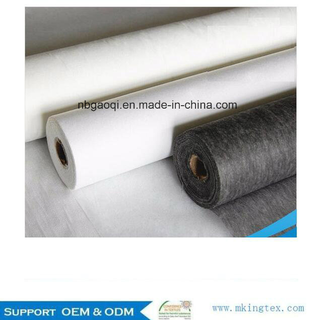 Double and Single DOT Nonwoven Interlining