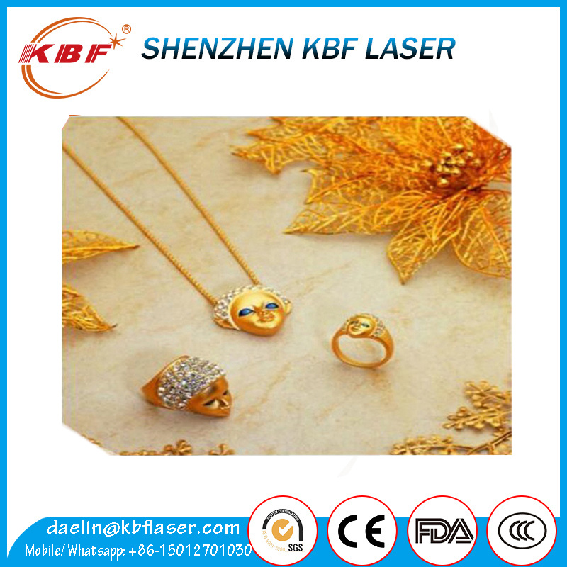 Portable Jewellery 100W&200W Spot YAG Laser Welding Machine