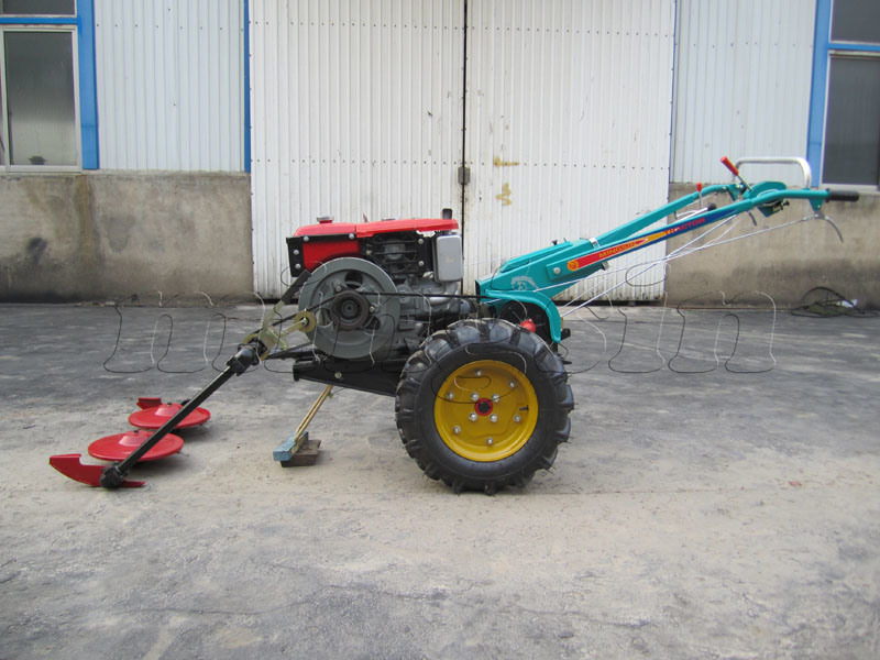 Best Selling 10HP Power Tiller/ Hand Tractor / Walking Tractor for Sale Cheap Price