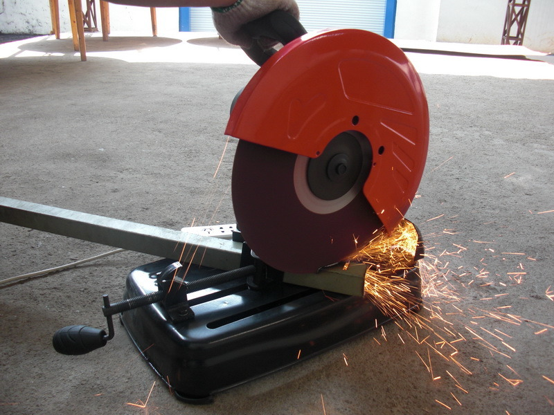 Chopping Metal For Multiple Jobs Mitre Saw Vs Abrasive