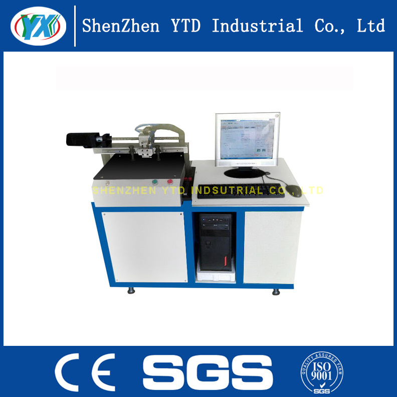 Ytd-1312A Mini CNC Glass Cutting Machine for Special Glass