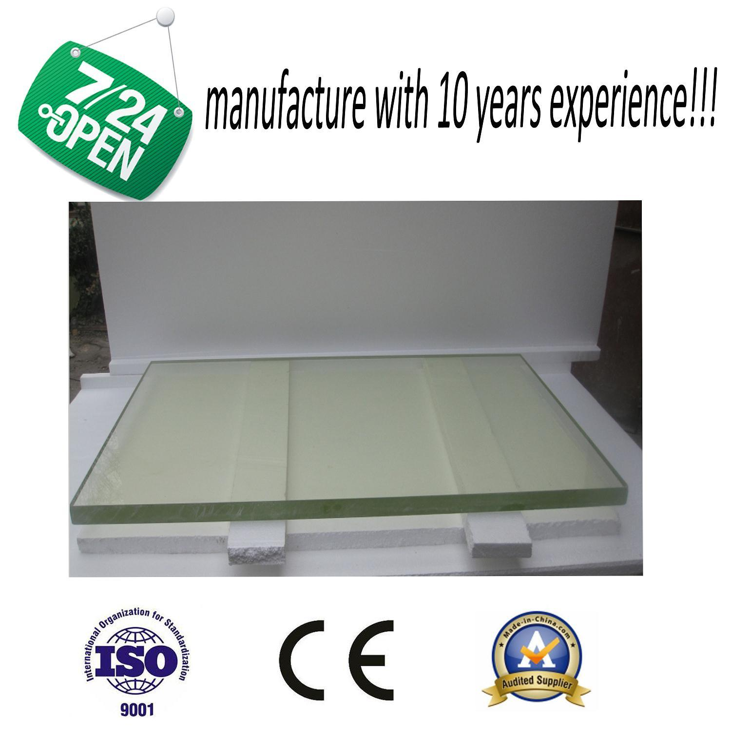 Hot Sale Lead Shielding Glass with CE&ISO (ZF3)
