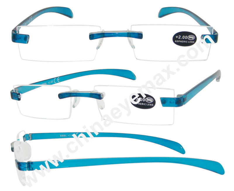 Frameless Glasses Repair Parts : China Rimless Tr90 Reading Glasses (RP2901) - China ...