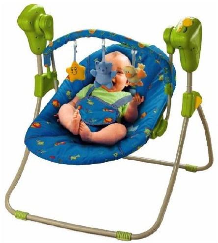 China Plastic Baby Swing China Electric Baby Swing