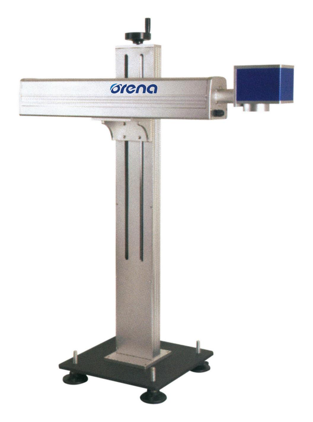 Co2 Laser Marking Machine Obg Flm 20w China Fiber