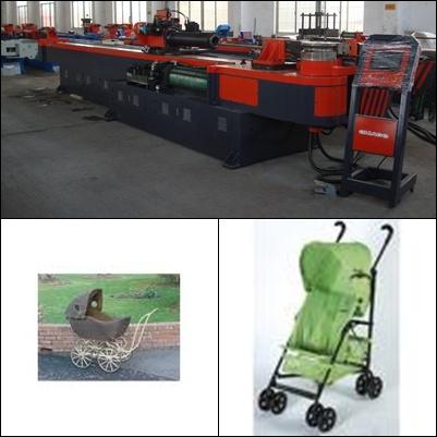 Roller Bending Machine (GM-129CNC)