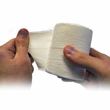 Heavy Weight Drill Cotton Elastic Adhesive Bandage Eab Bandage