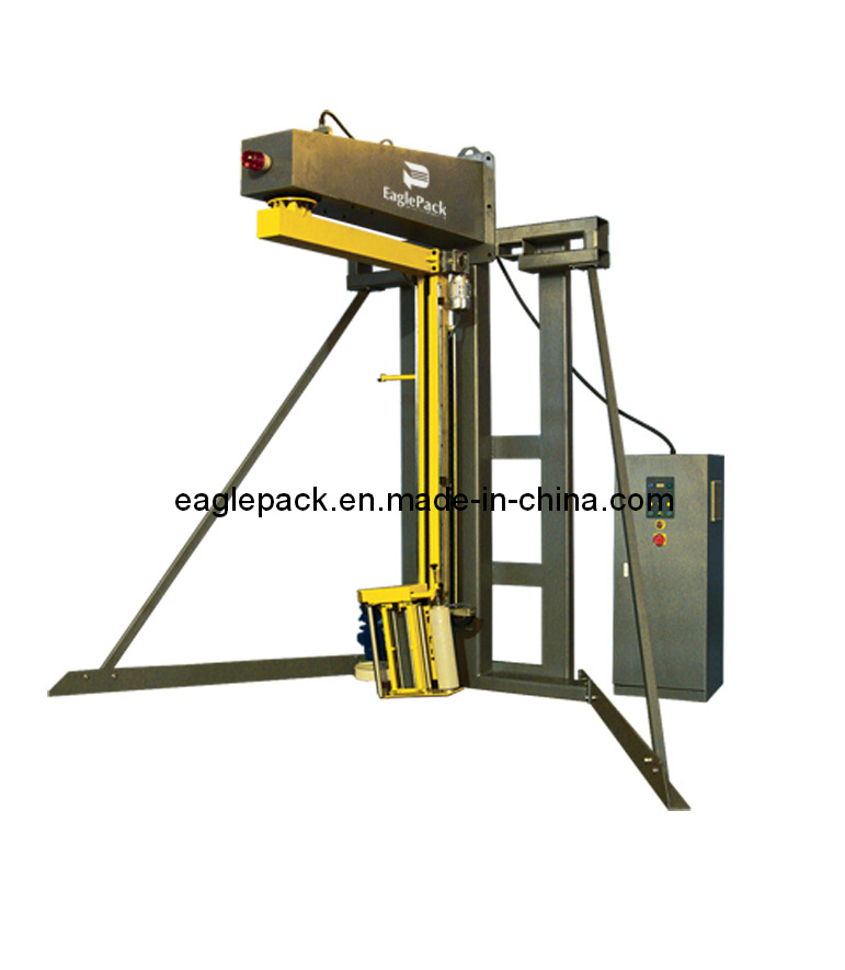Rotary Arm Stretch Film Wrapper, Pallet Wrapping Machine (ER300PPS)