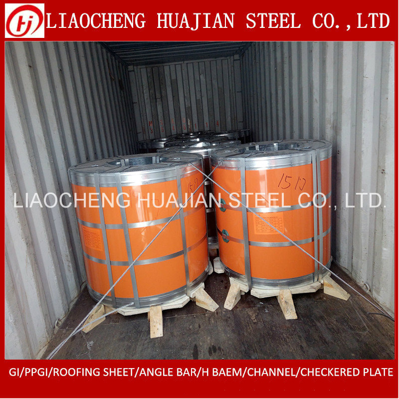 High-Strength Prepainted Galvanized Steel Sheet Coils/PPGI Made in China