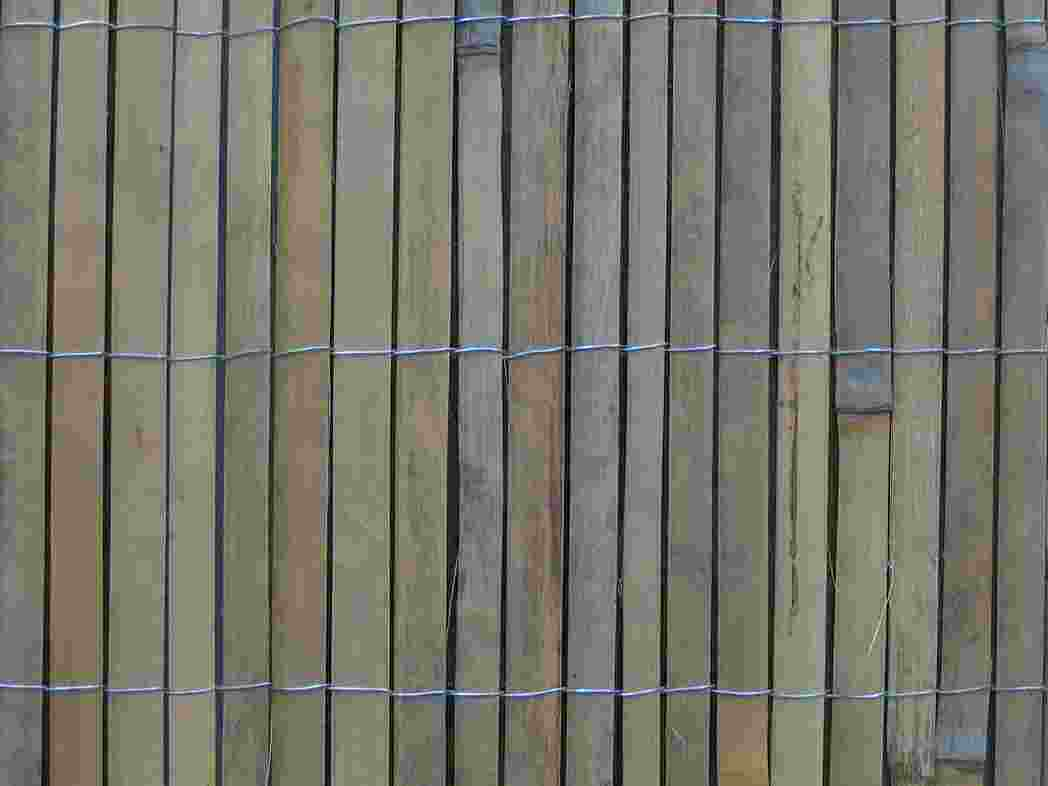 Bamboo Fencing Home Depot Bamboo Rolled Fence Split Slats Fencing