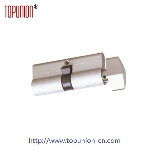 High Quality Single Opening Solid Brass Lock Cylinder with Knob