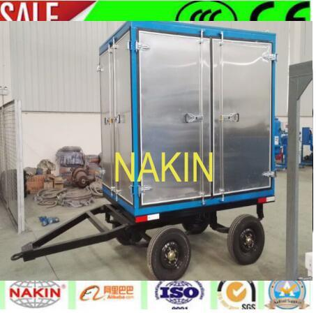 Zym-200 Trailer Type Transformer Oil Purifier/Oil Centrifuge Machine