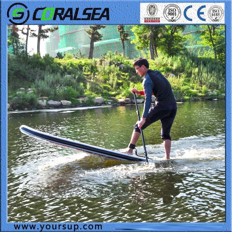 """New Material Stand up Paddle Surf with High Quality (Magic (BW) 10′6"""")"""
