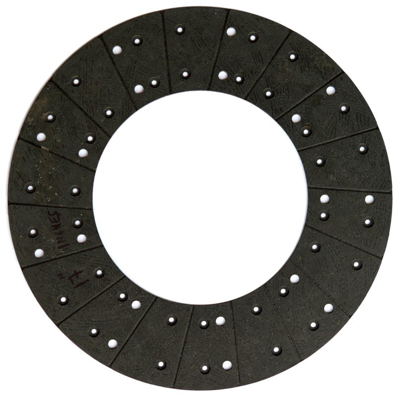 High Quality Clutch Facing Drilled