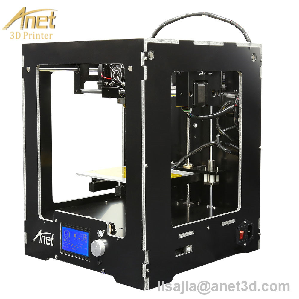 2017 New Version 3D Printer Kit 3D DIY Printer