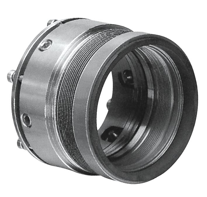 China welded metal bellow mechanical seals dy