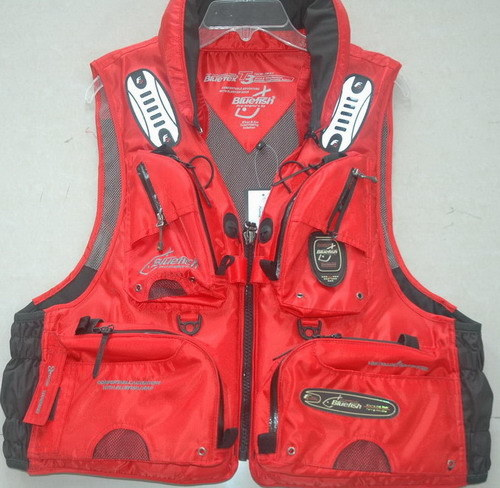 China fishing vest 02 china fishing vest for Bass fishing life jacket