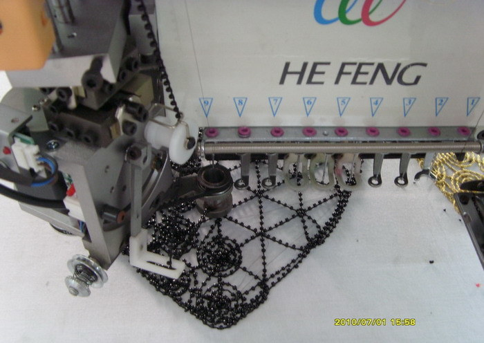 Bead embroidery machine images frompo