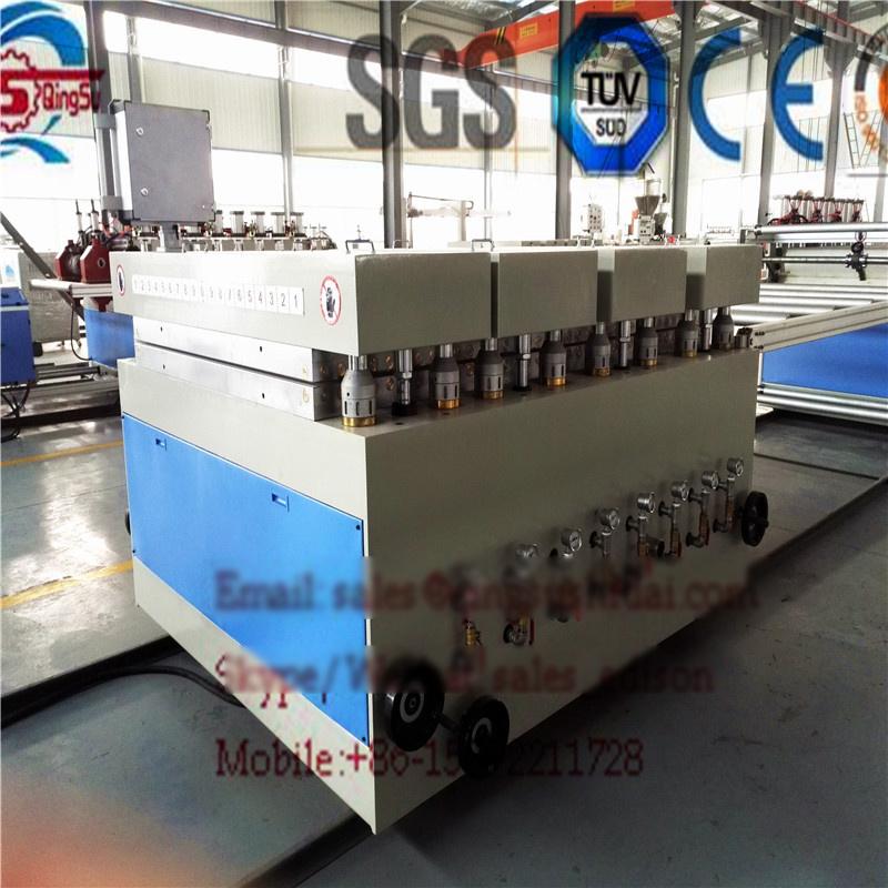 PVC Crust Foam Board Machine